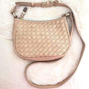 Cole Haan 'Simona' woven leather crossbody